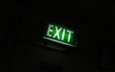 The 5 D's of an Exit